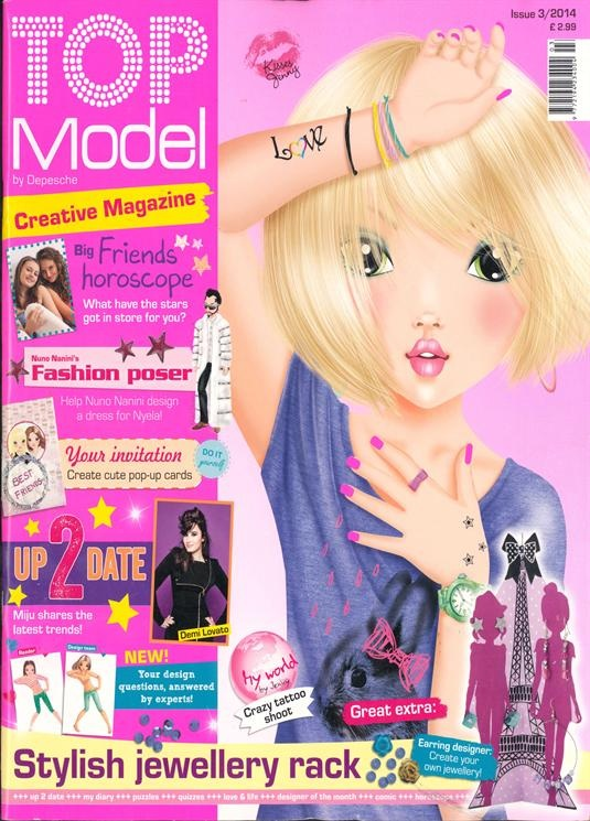 Reviews On Tm Magazines Andrea150